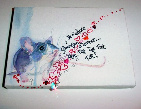 MimiLoveForever Ratty D'amour