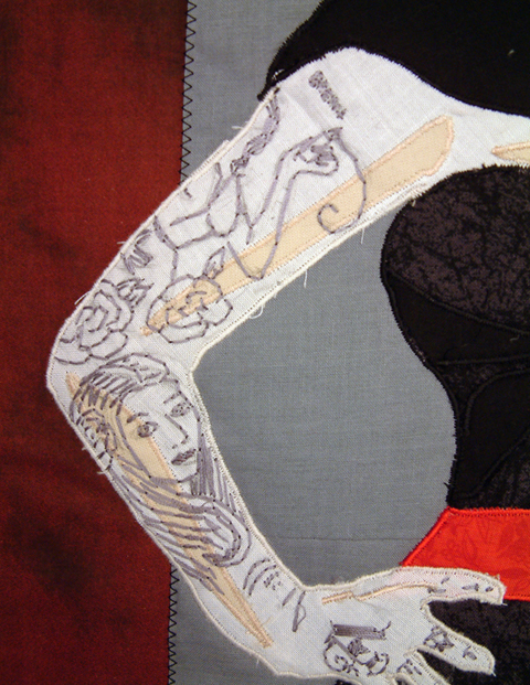 Jessica Adanich Kat Von D Quilts