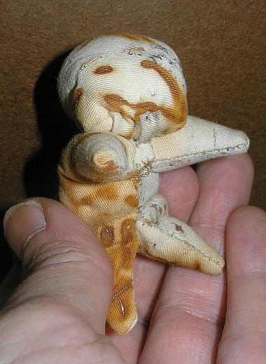 Arlee Barr's Sarubobu Doll