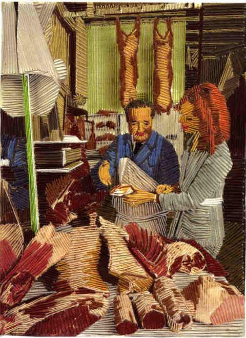 Cecile Jarsaillon - Meat Market