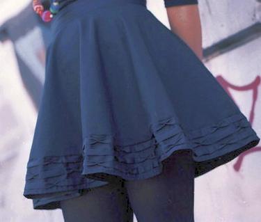 Burdastyle skirt
