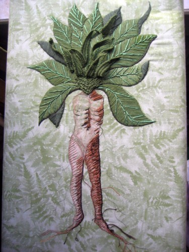 Victoria Crowder Payne - Mandrake