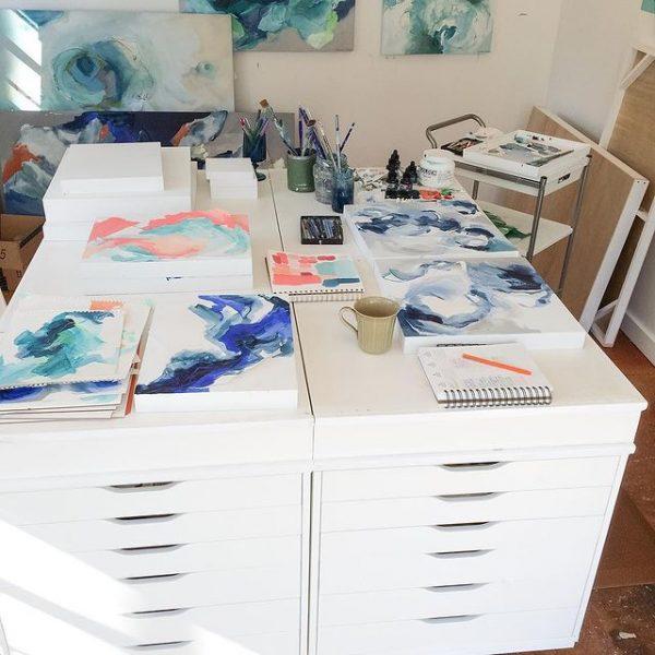 Deeann Rieves - Studio