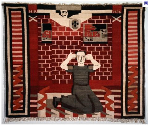 Hannah Ryggen - Gru, 1936