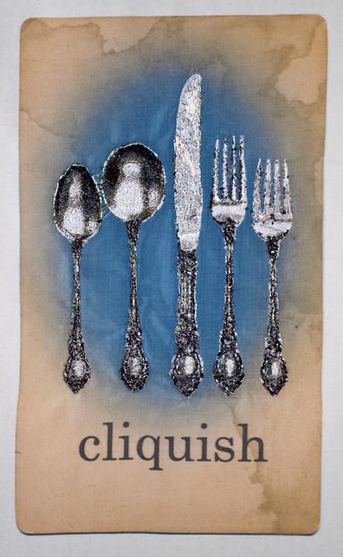 Jessica Larsen - Cliquish