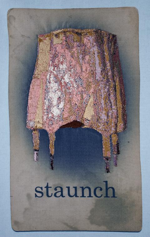 Jessica Larsen - Staunch
