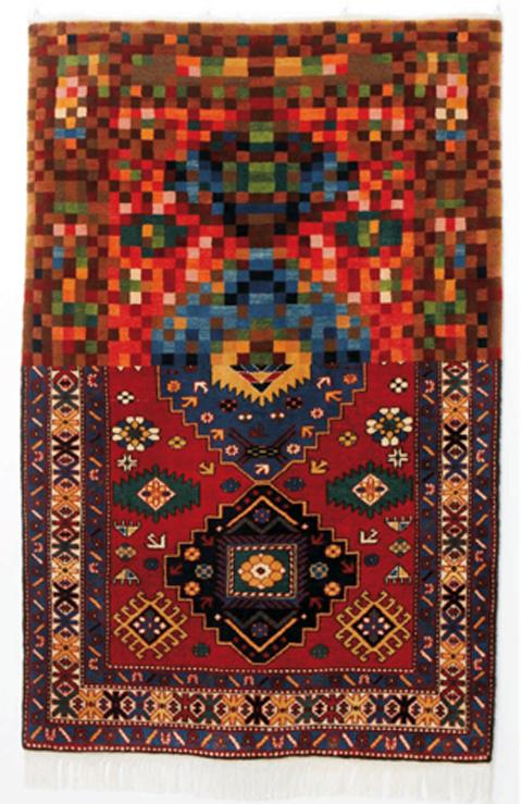 Faig Ahmed - Traditional Pixels