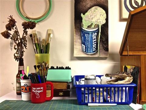 Rachel Rose Studio Space