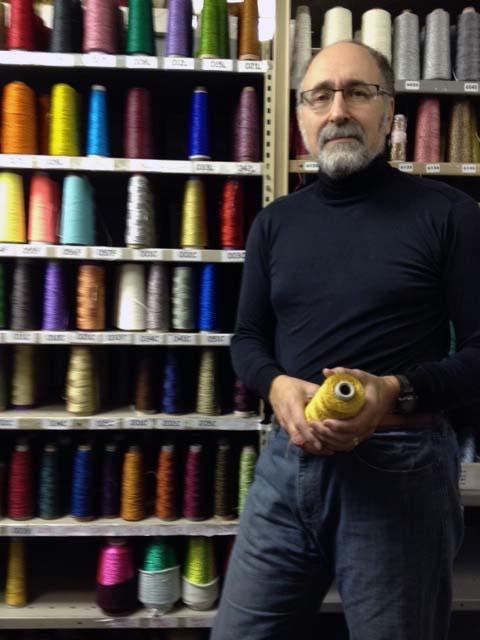 The man behind the thread, Doug Kreinik