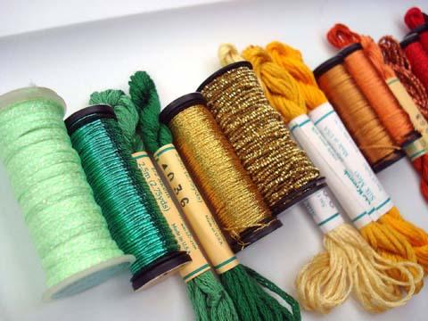 Kreinik Threads