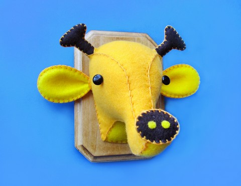 Anatomically Incorrect Creatures - George the Giraffelephant