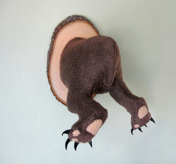 Anatomically Incorrect Creatures - Grizzly Bear Butt