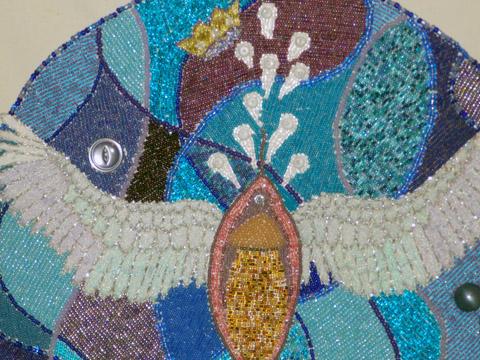 Lorrie Herranz, Wings Detail