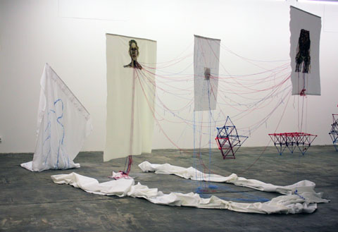 Candace Couse - Waste installation