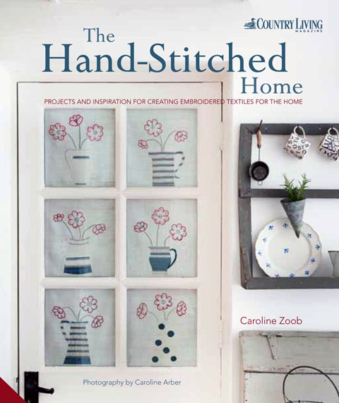 The Hand Stitched Home by Caroline Zoob