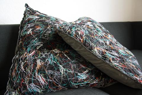 Destitch Fabric - Pillow
