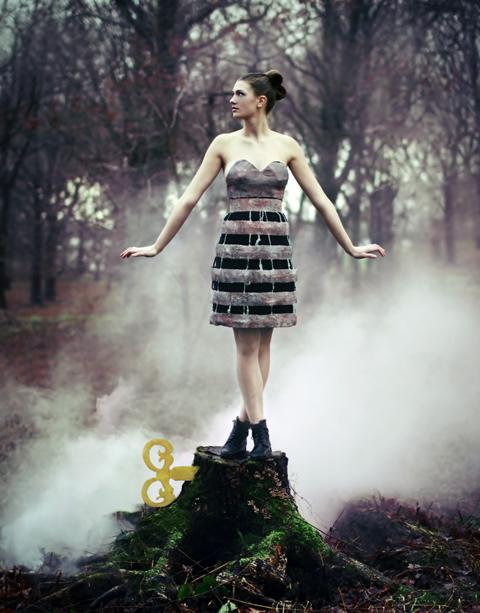 Michael Detlef - Music Box Ballerina - Photo Credit: Iness Rychlik