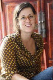 Joetta Maue - Fibre Artist, Art Curator and Future Heirlooms columnist for Mr X Stitch
