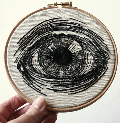 Eye 3, Sam Gibson