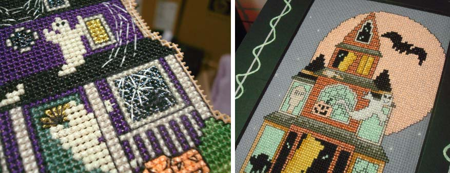 Using Threads For Special Effects – Mr X Stitch