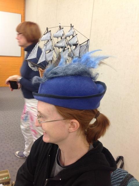 The British Empire Hat