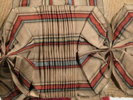 Hat ribbon trim (c) National Trust