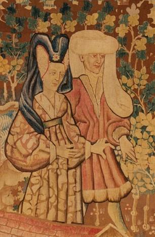 Devonshire Hunting Tapestries, V&A
