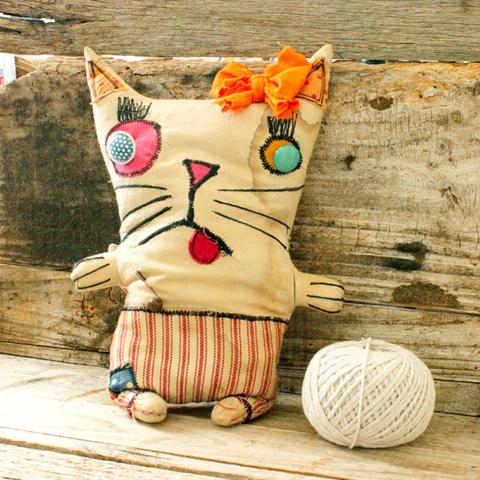 Textile Art by Grace Garton