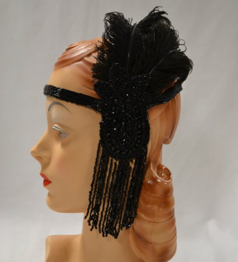 Etsy Crystalsidyll Flapper Headband