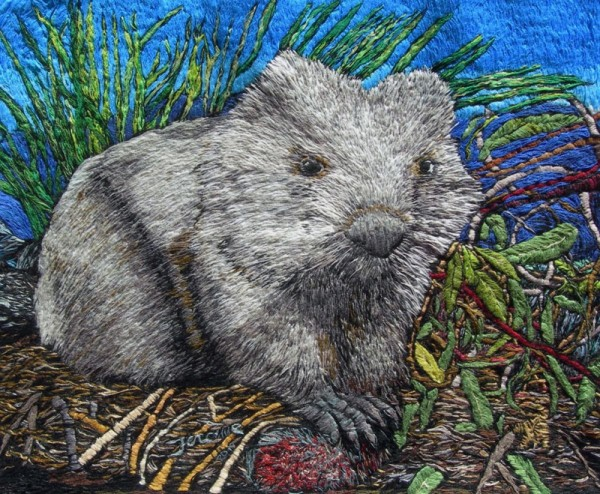 Jerome Speekman - Common Wombat