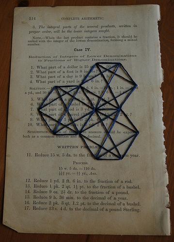 Cluster of Hexagons.
