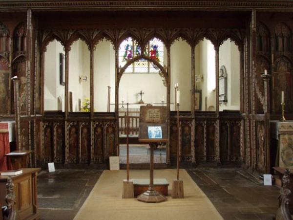 Ranworth Church © Ruth Singer
