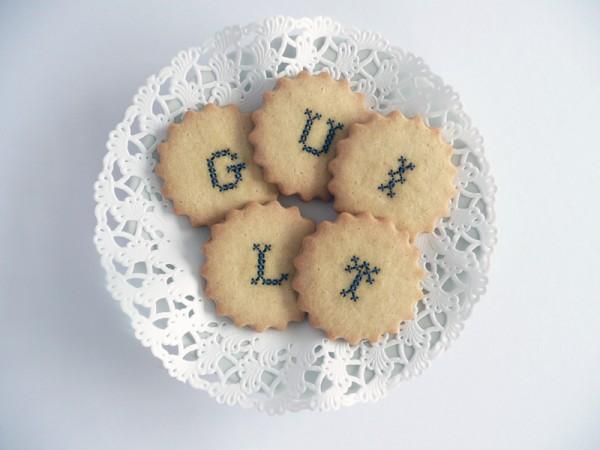 Caren Garfen - Guilt Biscuits - 2014