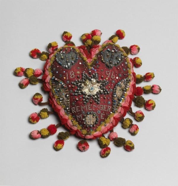 Sweetheart Pincushion © Beamish Museum