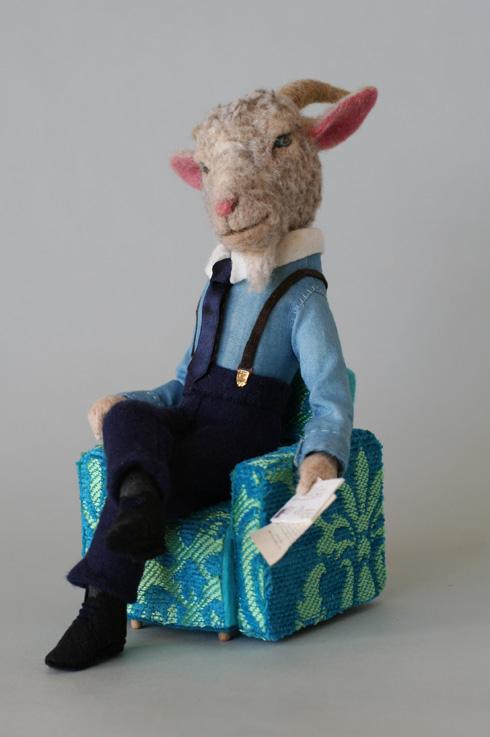 Yoomoo Goat Man