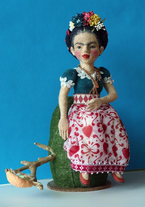 Yoomoo Frida Kahlo