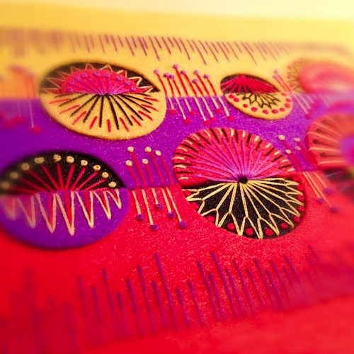 Stitch detail by Applique Originals (Hand Embroidery)