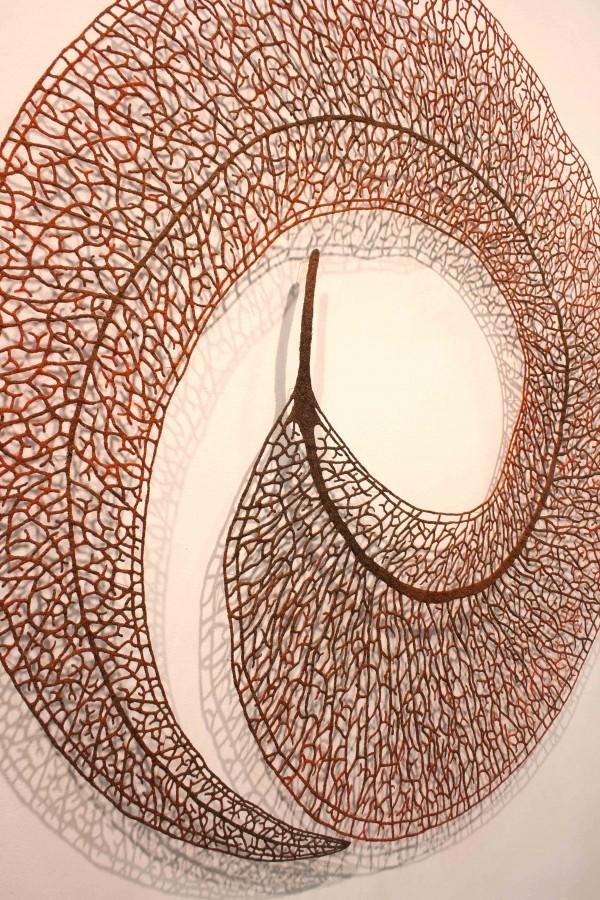 Meredith Woolnough - Scribbly Gum Leaf