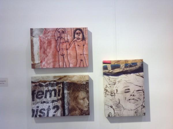 Helen Sill - Wall Pieces