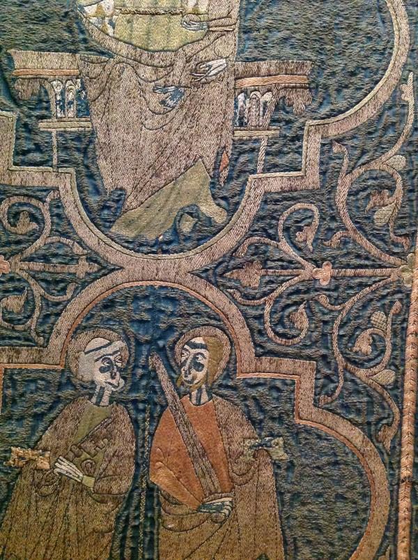 V&A Medieval Textiles (Ruth Singer)