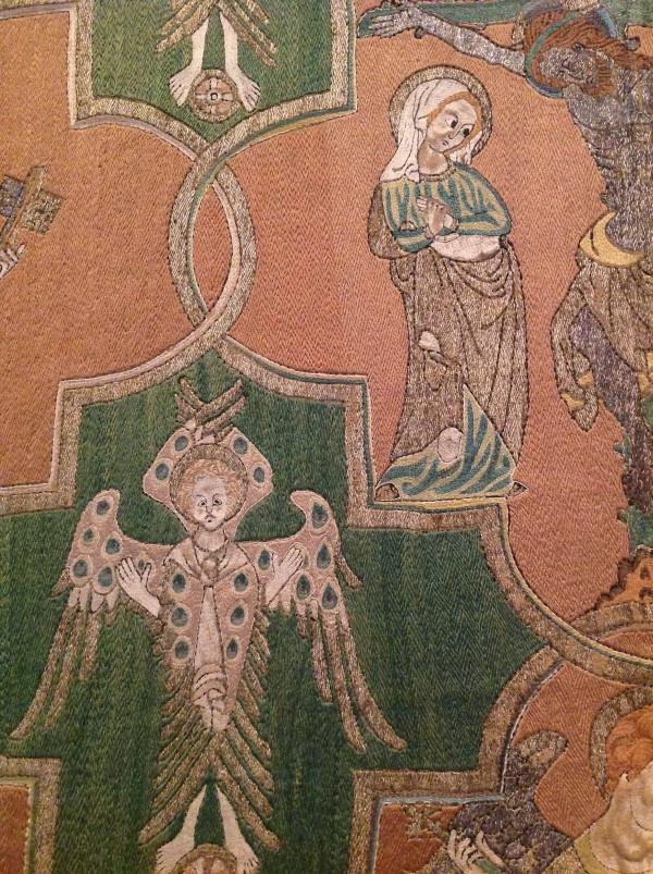 Victoria & Albert Museum - Medieval Textiles