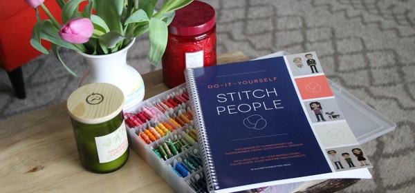 Stitch People by Lizzy Dabczynski-Bean