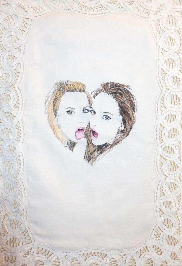 Lexi Belle and Tori Lane.