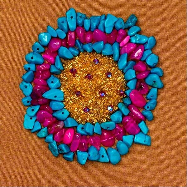 Jewelled Embellishment, Gemma Lucas Embroidery