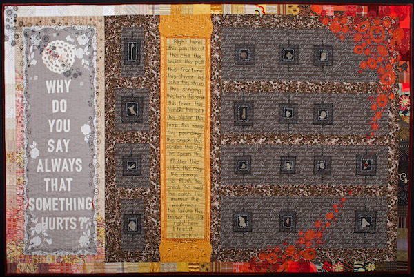 Acquistion, Amy Meissner, Textile Artist
