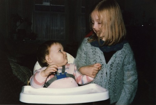 Jessica and Emma Taylor
