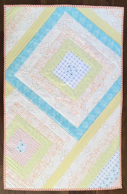 Skinny Malinky Quilts - Modern Quilt