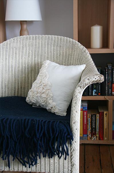 Cushion by Alice Selwood