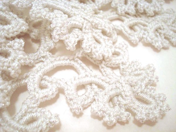 Years from now, will your needlework—knitting, crochet, weaving, felting, etc—stay in its original, fresh, pristine condition?