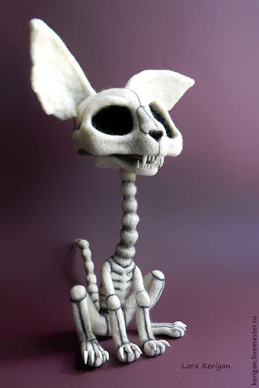 Felter Skelter: Freaky Felt photo by Lara Kerigan